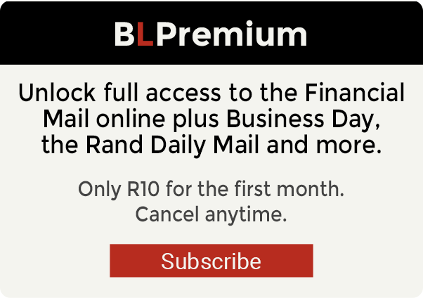 Subscribe to BL premium